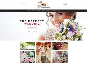 Alma Florist Ltd Logo