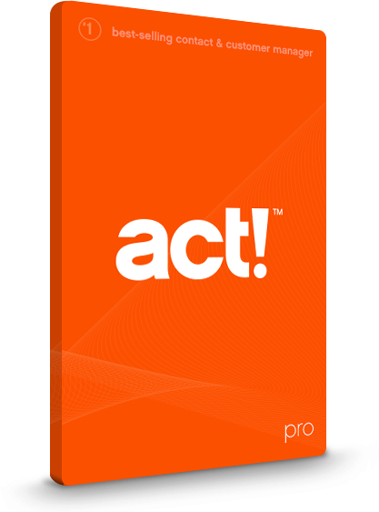 Act! Pro ($60 off)