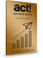 New Act! Growth Suite Pricing